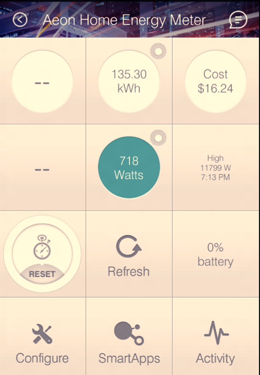 Adding my Aeon Labs DSB09104-ZWUS Z-Wave Smart Energy Meter